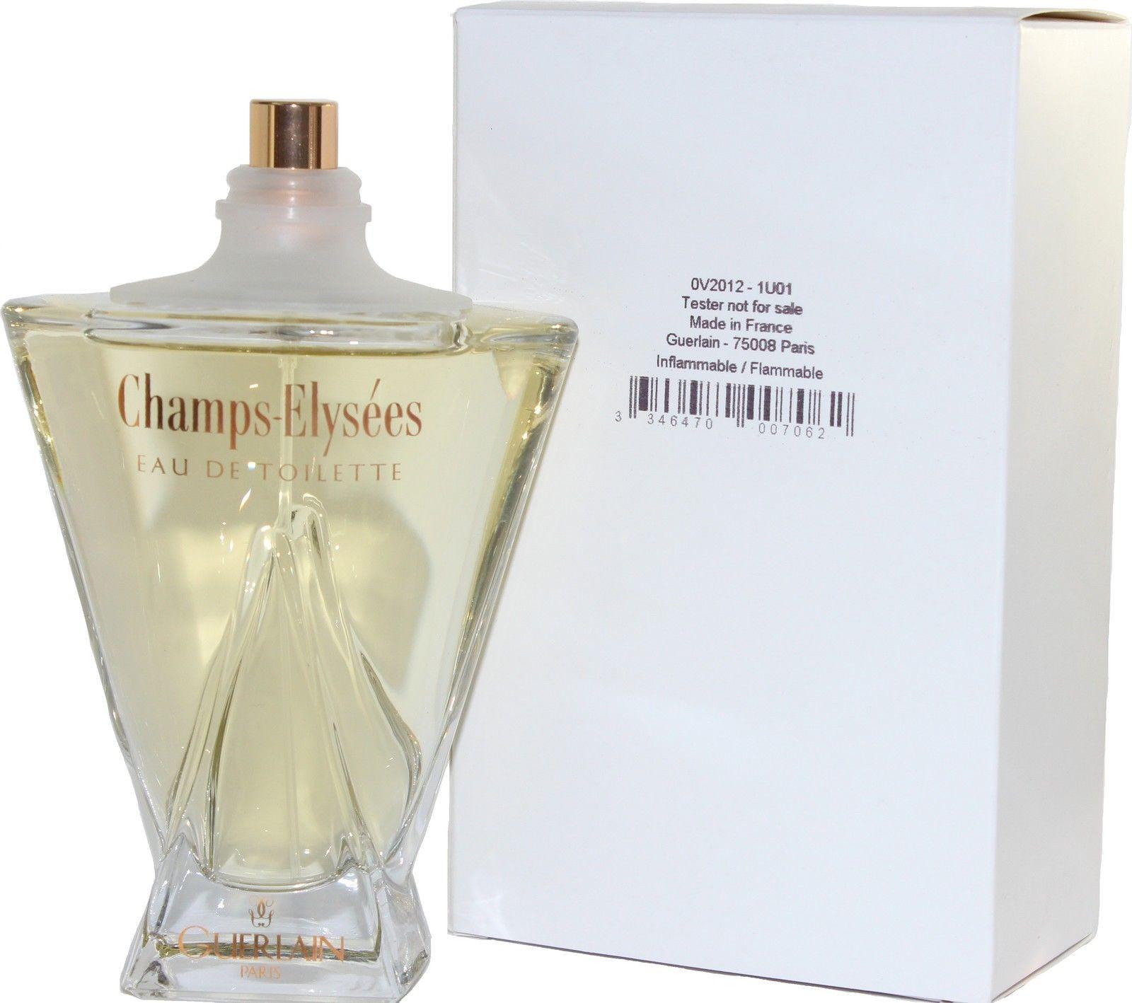 Guerlain Champs Elysées, Toaletní voda - Tester, 75ml, Dámska vôňa, + AKCE: dárek zdarma