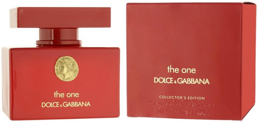 Dolce & Gabbana The One Collector, Parfémovaná voda, 50ml, Dámska vôňa, + AKCE: dárek zdarma