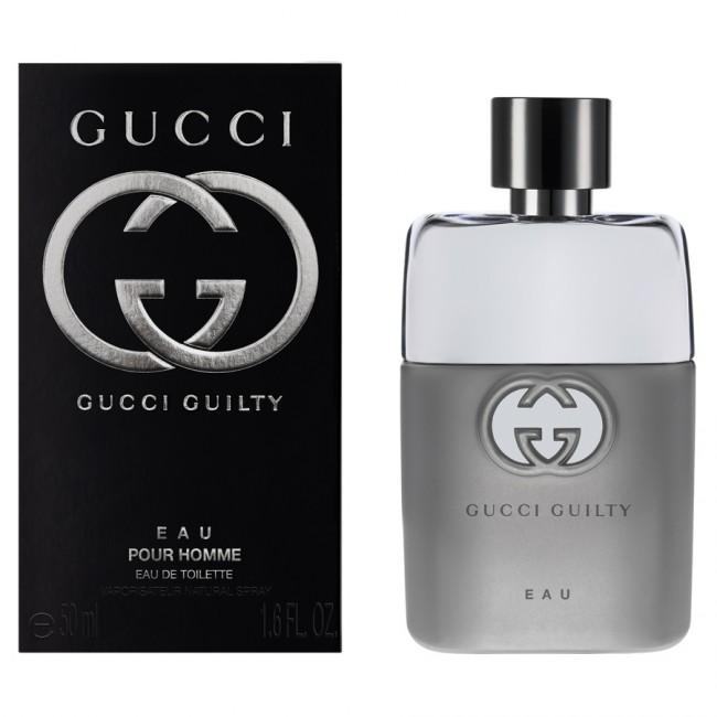 Gucci Guilty Eau Pour Homme, Toaletní voda, 50ml, Pánska vôňa, + AKCE: dárek zdarma