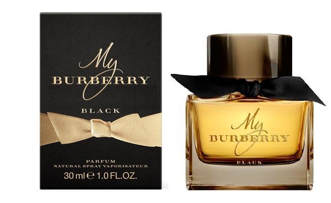Burberry My Burberry Black, Parfémovaná voda, 30ml, Dámska vôňa, + AKCE: dárek zdarma