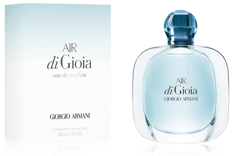 Giorgio Armani Air di Gioia, Parfémovaná voda, 30ml, Dámska vôňa, + AKCE: dárek zdarma