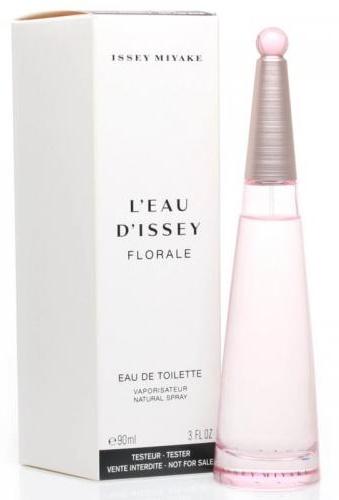 Issey Miyake L´Eau D´Issey Florale, Toaletní voda - Tester, 90ml, Dámska vôňa, + AKCE: dárek zdarma