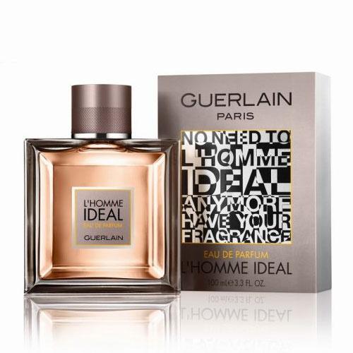 Guerlain L´Homme Ideal Eau de Parfum, Parfémovaná voda, 100ml, Pánska vôňa, + AKCE: dárek zdarma