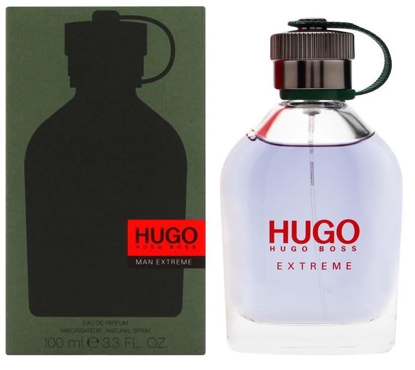 Hugo Boss Hugo Man Extreme, Parfémovaná voda, 100ml, Pánska vôňa, + AKCE: dárek zdarma