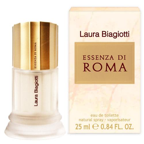 Laura Biagiotti Essenza di Roma, Toaletní voda, 25ml, Dámska vôňa, + AKCE: dárek zdarma