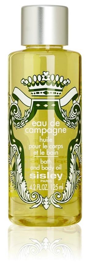 Sisley Eau de Campagne, Parfémovaný olej, 125ml, Unisex vůně, + AKCE: dárek zdarma