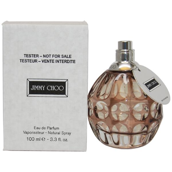 Jimmy Choo Jimmy Choo for Women, Parfémovaná voda - Tester, 100ml, Dámska vôňa, + AKCE: dárek zdarma