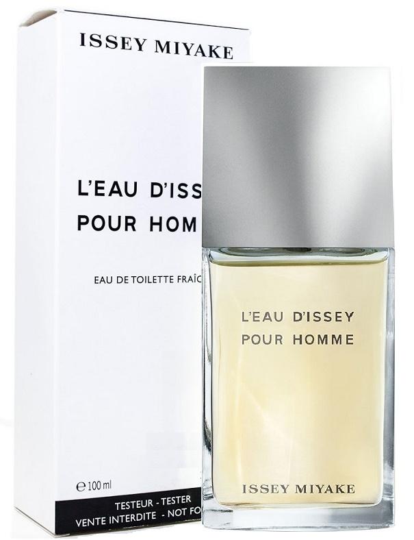 Issey Miyake L´Eau D´Issey pour Homme Fraiche, Toaletní voda - Tester, 100ml, Pánska vôňa, + AKCE: dárek zdarma