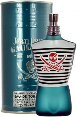 Jean Paul Gaultier Le Male Pirate Edition , Toaletní voda, 125ml, Pánska vôňa, + AKCE: dárek zdarma