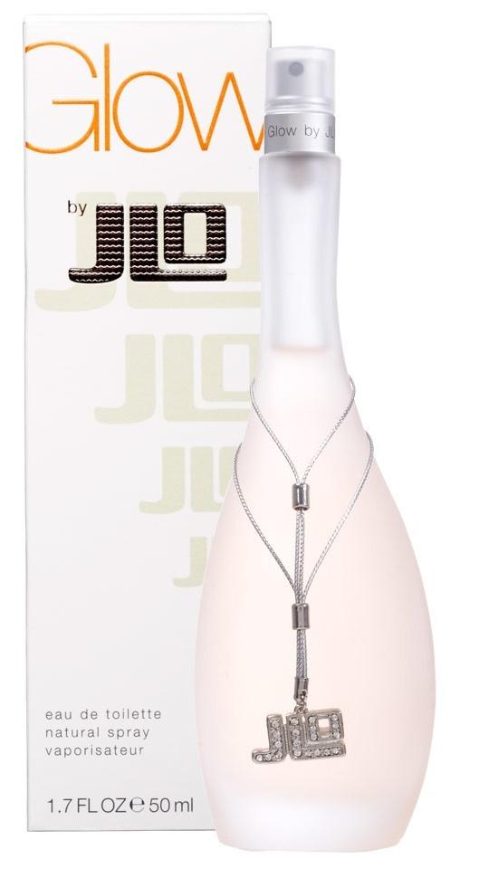 Jennifer Lopez Glow By JLO, Toaletní voda, 50ml, Dámska vôňa, + AKCE: dárek zdarma
