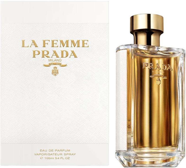 Prada La Femme, Parfémovaná voda, 100ml, Dámska vôňa, + AKCE: dárek zdarma