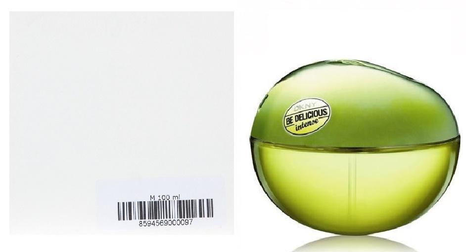 DKNY Be Delicious Eau So Intense, Parfémovaná voda - Tester, 100ml, Dámska vôňa, + AKCE: dárek zdarma
