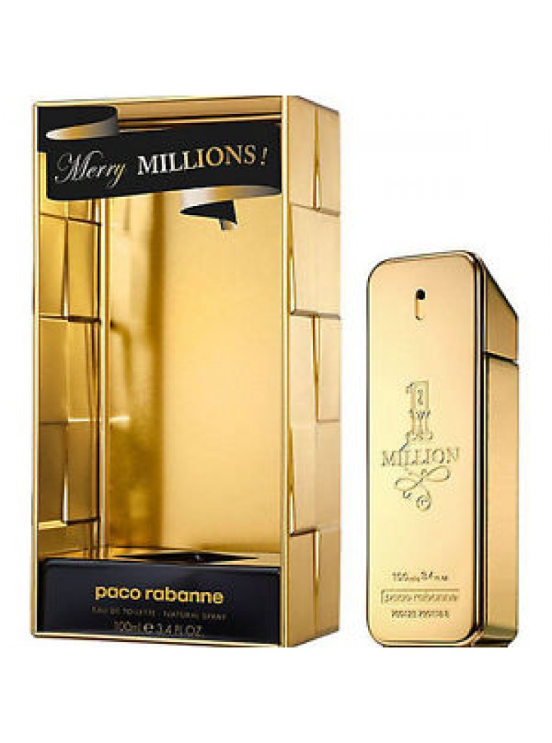 Paco Rabanne 1 Million Merry Millions, Toaletní voda, Pánska vôňa, + AKCE: dárek zdarma