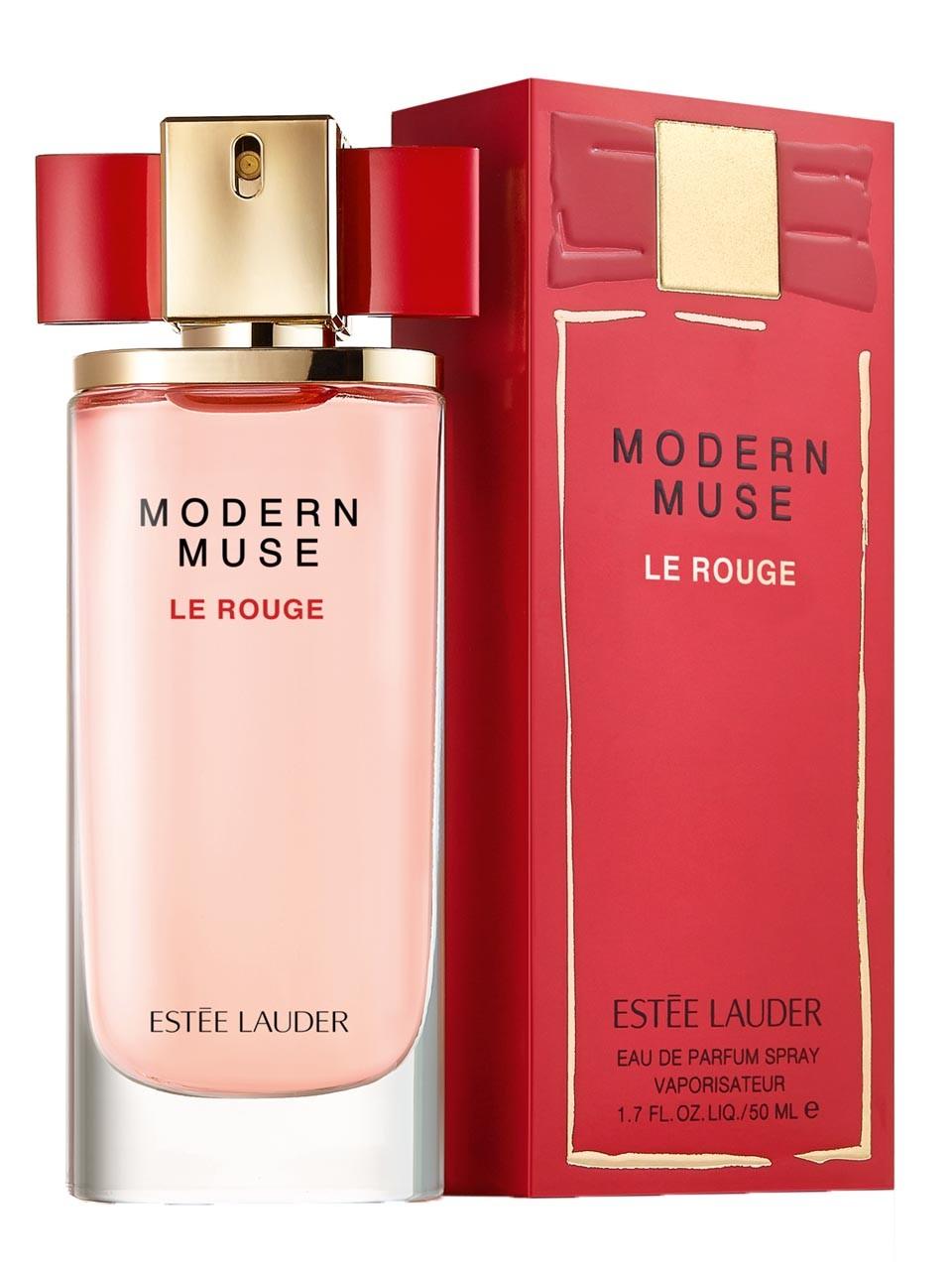 Estee Lauder Modern Muse Le Rouge, Parfémovaná voda, 50ml, Dámska vôňa, + AKCE: dárek zdarma