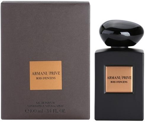 Giorgio Armani Prive Bois d´Encens, Parfémovaná voda, 100ml, Unisex vôňa, + AKCE: dárek zdarma