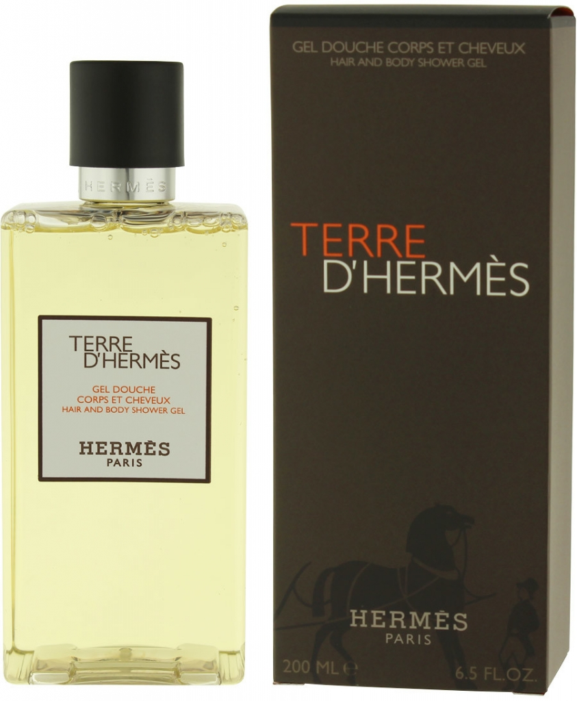 Hermes Terre D´Hermes, Sprchový gel, 200ml, Pánska vôňa, + AKCE: dárek zdarma