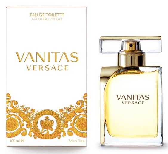 Versace Vanitas, Toaletní voda, 100ml, Dámska vôňa, + AKCE: dárek zdarma