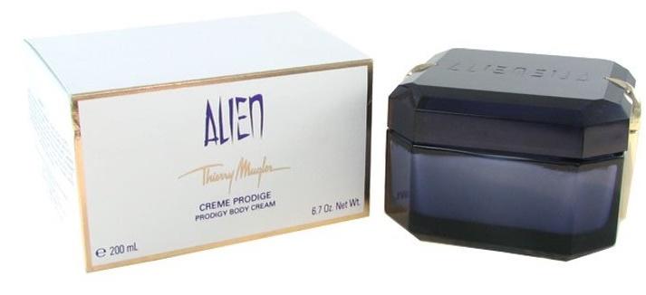 Thierry Mugler Alien, Tělový krém, 200ml, Dámska vôňa, + AKCE: dárek zdarma
