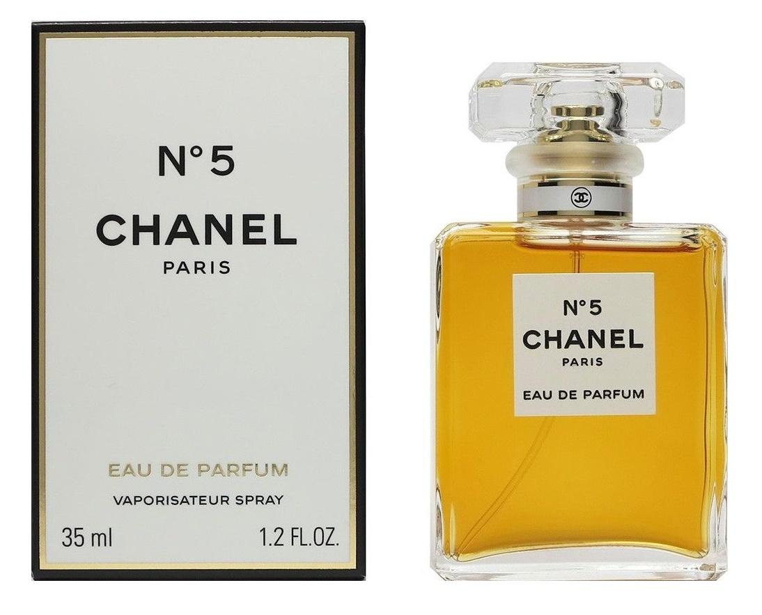 Chanel No.5, Parfémovaná voda, 35ml, Dámska vůně, + AKCE: dárek zdarma