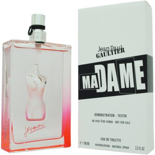 Jean Paul Gaultier Ma Dame, Toaletní voda - Tester, 100ml, Dámska vôňa, + AKCE: dárek zdarma