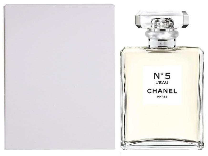 Chanel No.5 L´eau, Toaletní voda - Tester, 100ml, Dámska vôňa, + AKCE: dárek zdarma