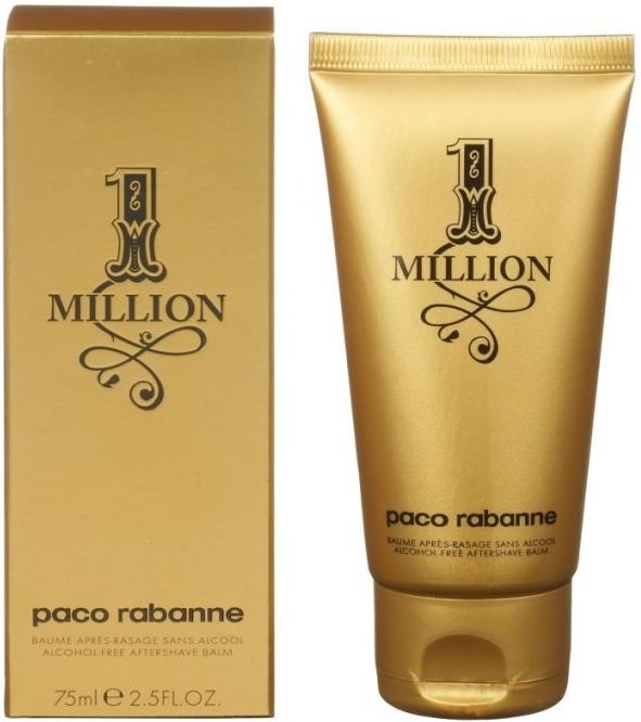 Paco Rabanne 1 Million, Balzám po holení, 75ml, Pánska vôňa, + AKCE: dárek zdarma