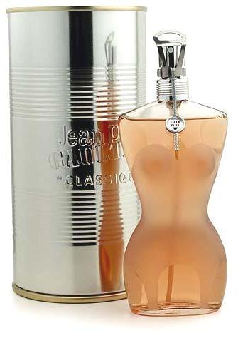 Jean Paul Gaultier Classique, Toaletní voda, 50ml, Dámska vôňa, + AKCE: dárek zdarma
