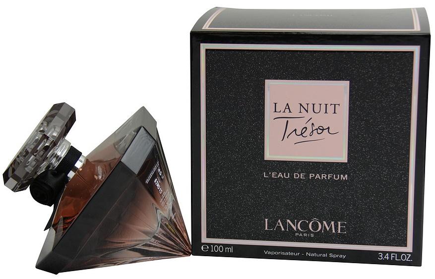 Lancome Tresor La Nuit, Parfémovaná voda, 100ml, Dámska vôňa, + AKCE: dárek zdarma