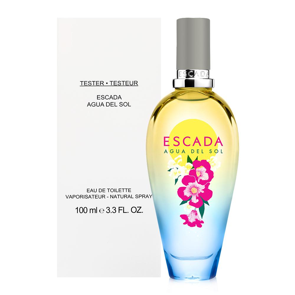 Escada Agua del Sol, Toaletní voda - Tester, 100ml, Dámska vôňa, + AKCE: dárek zdarma