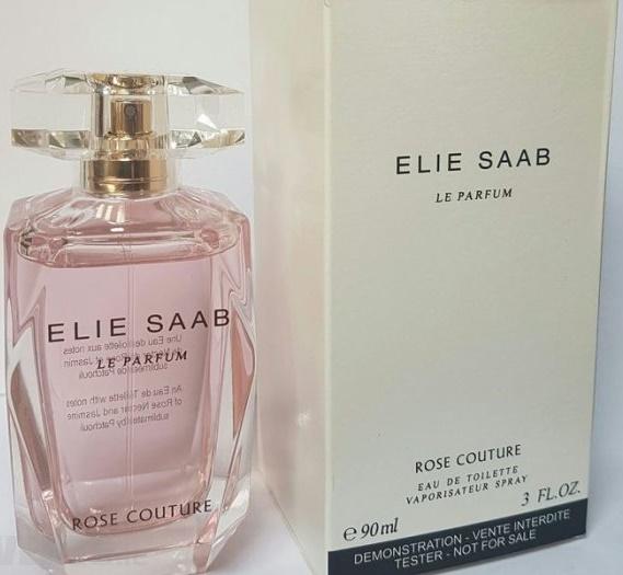 Elie Saab Le Parfum Rose Couture , Toaletní voda - Tester, 90ml, Dámska vôňa, + AKCE: dárek zdarma