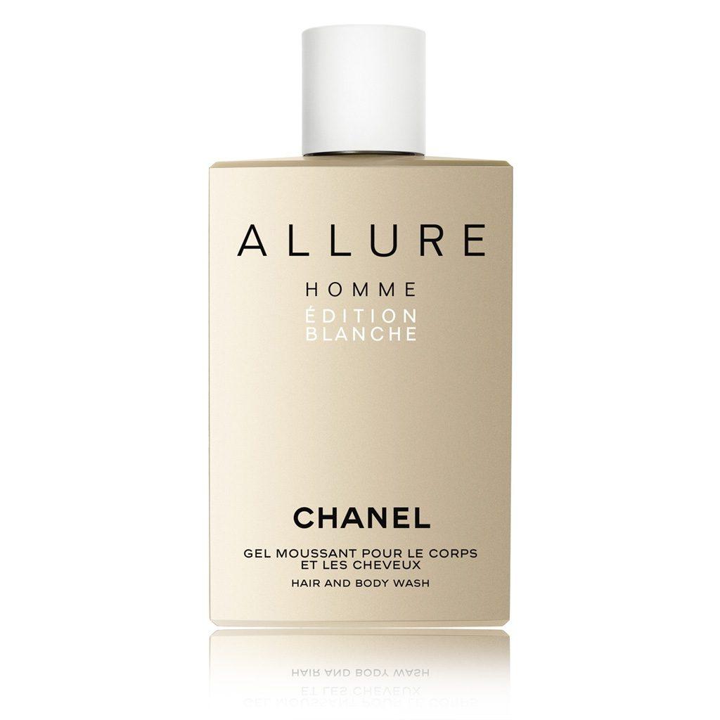 Chanel Allure Homme Edition Blanche, Sprchový gel, 200ml, Pánska vôňa, + AKCE: dárek zdarma