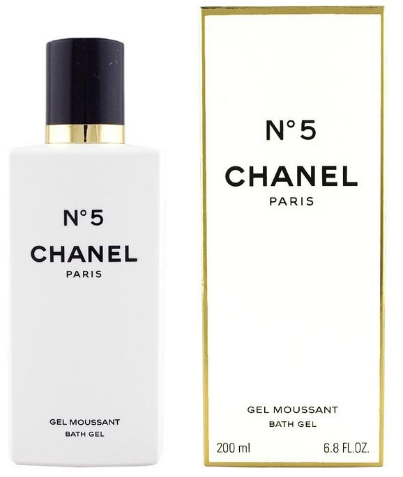 Chanel No.5, Sprchový gel, 200ml, Dámska vôňa, + AKCE: dárek zdarma