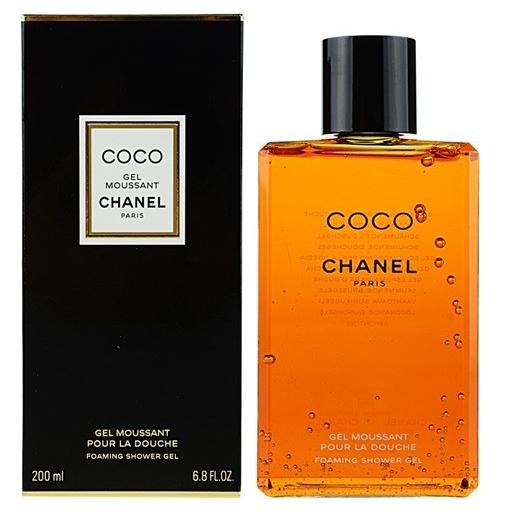 Chanel Coco, Sprchový gel, 200ml, Dámska vôňa, + AKCE: dárek zdarma