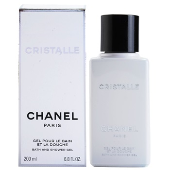 Chanel Cristalle, Sprchový gel, 200ml, Dámska vôňa, + AKCE: dárek zdarma