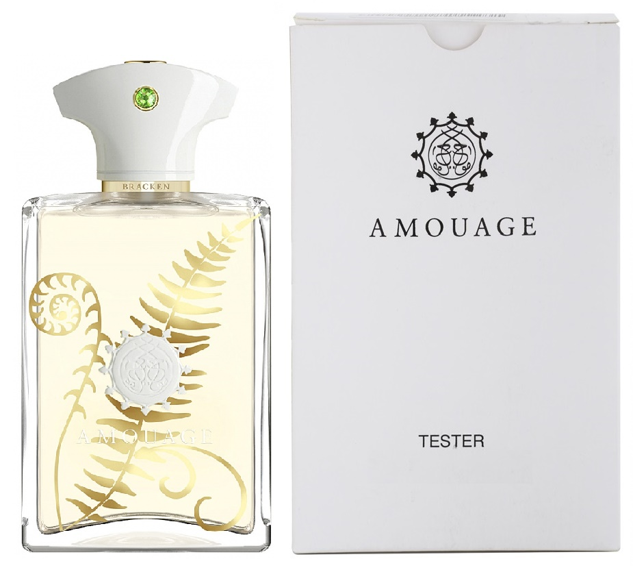 Amouage Bracken, Parfémovaná voda - Tester, 100ml, Pánska vôňa, + AKCE: dárek zdarma