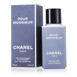 Chanel Pour Monsieur, Sprchový gel, 200ml, Pánska vôňa, + AKCE: dárek zdarma