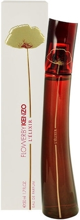 Kenzo Flower by Kenzo L´Elixir, Parfémovaná voda, 50ml, Dámska vôňa, + AKCE: dárek zdarma