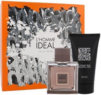 Guerlain L´Homme Ideal, Dárková sada, parfémovaná voda 50ml + sprchový gel 100ml, Pánska vôňa, + AKCE: dárek zdarma
