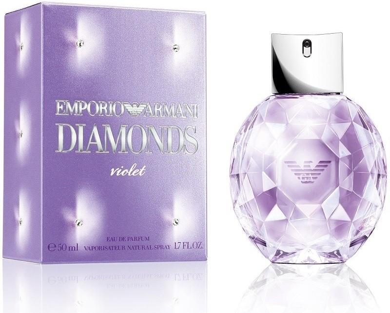 Giorgio Armani Emporio Armani Diamonds Violet, Parfémovaná voda, 50ml, Dámska vôňa, + AKCE: dárek zdarma