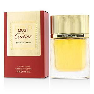 Cartier Must De Cartier Gold, Parfémovaná voda, 50ml, Dámska vôňa, + AKCE: dárek zdarma