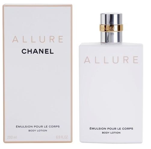 Chanel Allure , Tělové mléko, 200ml, Dámska vôňa, + AKCE: dárek zdarma