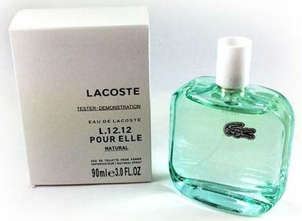 Lacoste Eau De Lacoste L.12.12 Pour Elle Natural, Toaletní voda - Tester, 90ml, Dámska vôňa, + AKCE: dárek zdarma