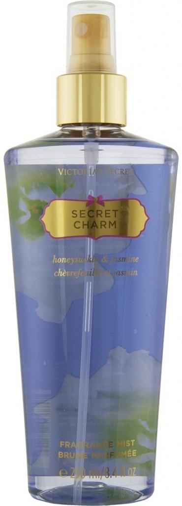 Victoria's Secret Secret Charm, Tělový spray, 250ml, Dámska vôňa, + AKCE: dárek zdarma