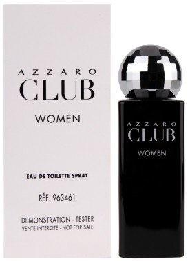 Azzaro Club Women, Toaletní voda - Tester, 75ml, Dámska vôňa, + AKCE: dárek zdarma