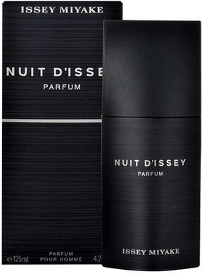 Issey Miyake Nuit D´Issey Parfum, Parfémovaná voda, 125ml, Pánska vôňa, + AKCE: dárek zdarma