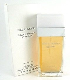 Dolce & Gabbana Light Blue Sunset in Salina, Toaletní voda - Tester, 100ml, Dámska vôňa, + AKCE: dárek zdarma
