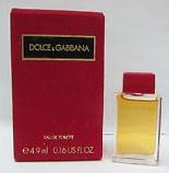 Dolce & Gabbana pour Femme, Toaletní voda, 4.9ml, Dámska vôňa, + AKCE: dárek zdarma