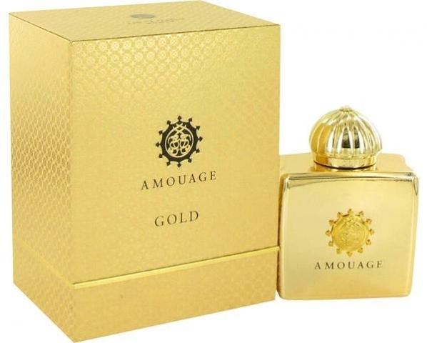 Amouage Gold pour Femme, Parfémovaná voda, 100ml, Dámska vôňa, + AKCE: dárek zdarma
