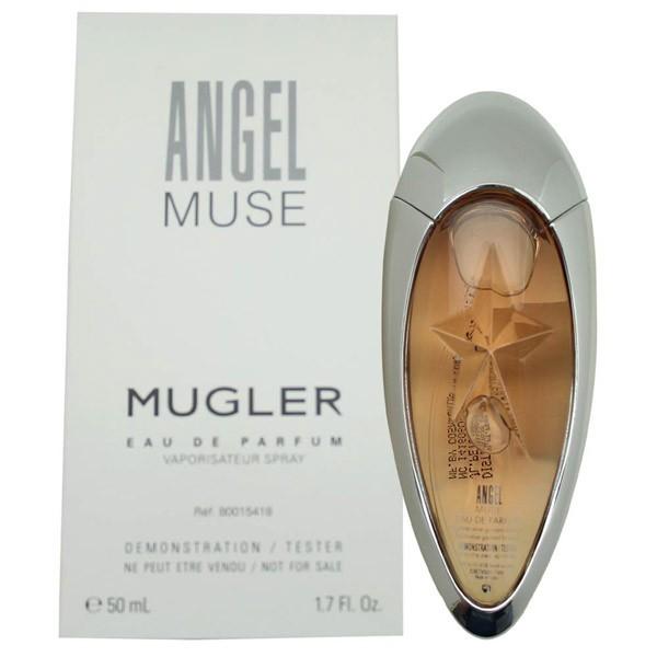 Thierry Mugler Angel Muse, Parfémovaná voda - Tester, 50ml, Dámska vôňa, + AKCE: dárek zdarma
