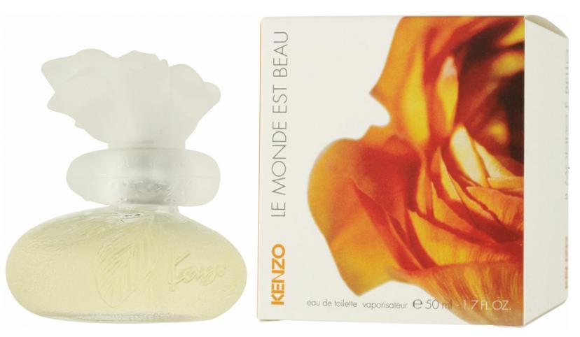 Kenzo Le Monde Est Beau, Toaletní voda, 50ml, Dámska vôňa, + AKCE: dárek zdarma
